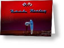 Nash Healey Greeting Card