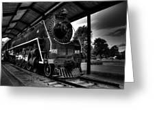 Nashville Locomotive  Greeting Card