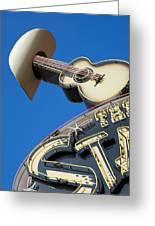 Nashville Tennesee Greeting Card