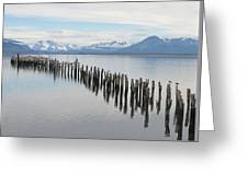 Natales Greeting Card