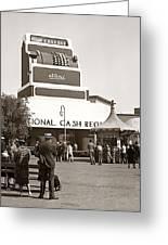 National Cash Register Greeting Card