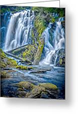 National Creek Falls Greeting Card