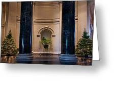National Gallery Of Art Christmas Greeting Card