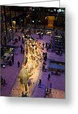 National Museum Of Natural History - Paris France - 011353 Greeting Card