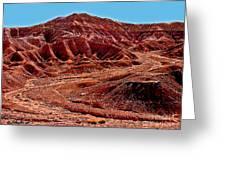 National Navajo Tribal Park Greeting Card