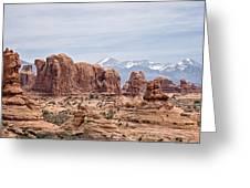 National Park Treasure Greeting Card