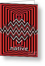Native Greeting Card