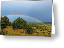 Native Rainbow Greeting Card
