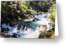 Natural Bridges Greeting Card
