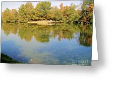 Natural Reflections Greeting Card