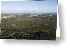 Natural Reserve Of Pinail, Vouneuil Sur Greeting Card