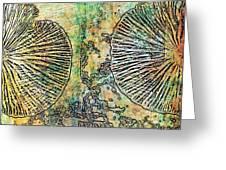 Nature Abstract 19 Greeting Card