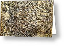 Nature Abstract 2 Greeting Card