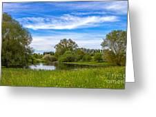 Nature Preserve Segete Greeting Card