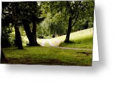Nature Wonderland Greeting Card