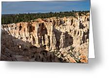 Natures Caves Greeting Card