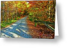 Nature's Pallette 2 Greeting Card