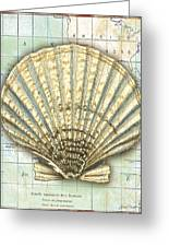 Nautical Journey-f Greeting Card