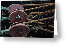 Nautical Ties Greeting Card