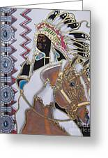 Navajo 02 Greeting Card
