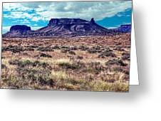 Navajo Reservation Series 1 Greeting Card