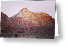 Navajo Winter Greeting Card