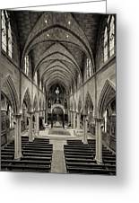 Nave IIi Greeting Card by Dick Wood