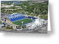 Navy Marine Corps Memorial Stadium Greeting Card