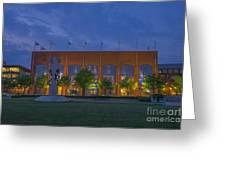 Ncaa Hall Of Champions May 2013 Greeting Card