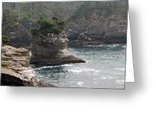 Neah Bay At Cape Flattery II Greeting Card