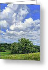 Nearly September Greeting Card