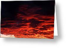 Nebular Sonata Greeting Card