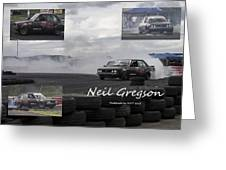 Neil Gregson Greeting Card