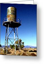 Nelson Studio  Color - Lucerne Valley Greeting Card by Glenn McCarthy Art and Photography