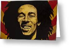 Nesta Robert Marley  Greeting Card