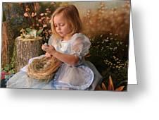 Nesting Wonder Greeting Card