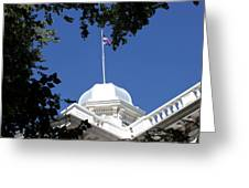 Nevada State Capitol Greeting Card