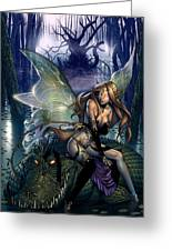 Neverland 00b Greeting Card by Zenescope Entertainment