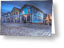 New Bedford - Historic District Greeting Card