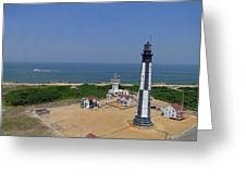 New Cape Henry Lighthouse Greeting Card