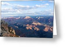 New Day At The Grand Canyon Greeting Card