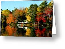 New England Greeting Card