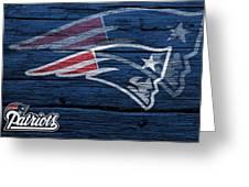 New England Patriots Barn Door Digital Art By Dan Sproul