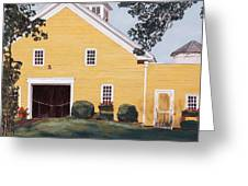 New England Roots Greeting Card