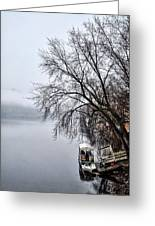 New Hope Ferry Greeting Card