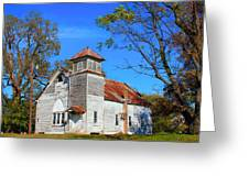New Hope Mb Church Estill Ms Greeting Card