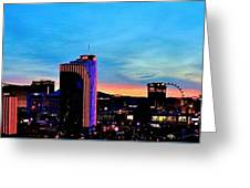 New Las Vegas Day Greeting Card