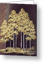 New Mexico Aspens 1 Greeting Card