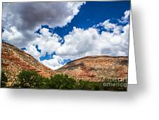 New Mexico Skies 1 Greeting Card