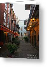 New Orleans Ally Greeting Card